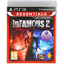 [Import Anglais]inFamous 2 Game (Essentials) PS3