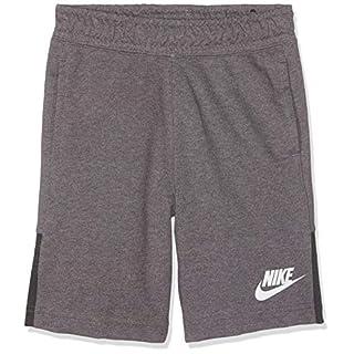 Nike Jungen B NSW Advance Shorts, Grau (Gunsmoke/Htr/Black/White/056), XL
