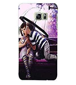 ColourCraft Valentine Back Case Cover for SAMSUNG GALAXY NOTE 5 EDGE