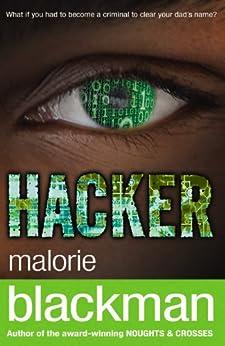 Hacker by [Blackman, Malorie]