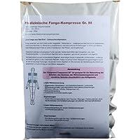 Fango-Kräuter-Kompresse Gr. L - 900g - bei Beschwerden der Wirbelsäule, Gelenke, Bewegungsapparates preisvergleich bei billige-tabletten.eu