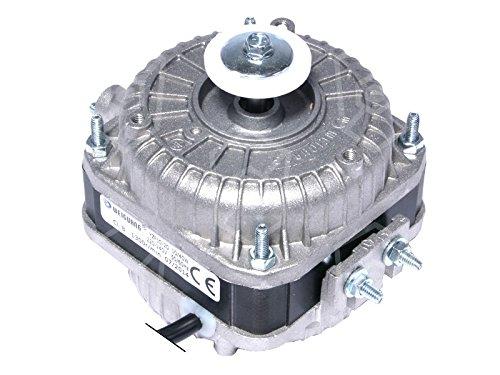 Lüftermotor L1 44mm L2 54mm L3 85mm 50/60Hz Kabel 500mm Breite 84mm 230V Geschwindigkeiten 1 1300U/min 10W passend für Electrolux, Alpeninox, Angelo Po, Dexion, MBM-Italia