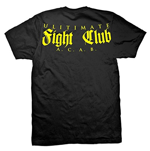 No Fight No Honor - Tshirt Schwarz