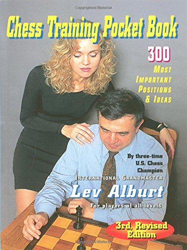 Chess Training Pocket Book: 300 Most Important Positions and Ideas (Comprehensive Chess Course Series)