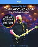 Remember That Night: Live At The Royal Albert Hall [Blu-ray]