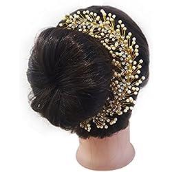 Hair Gajra | Bridal Hair Accessories | Juda Accessories For Wedding Girls | Bridal Hair Accessories