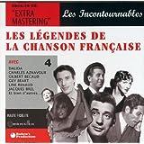 Les Légendes De La Chanson Française - Les Incontournables