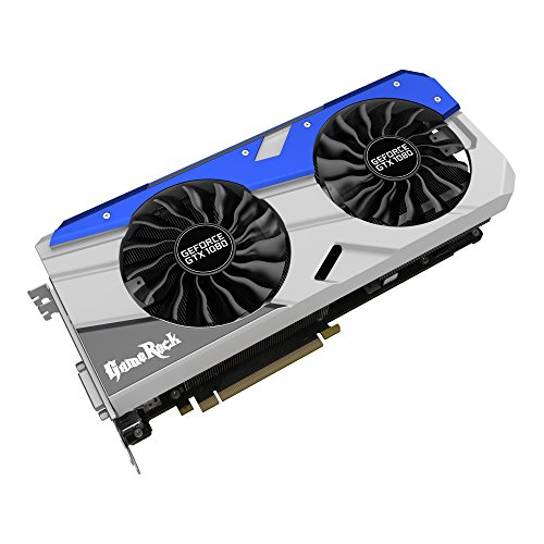 Palit GeForce GTX 1080 GameRock Premium 8GB