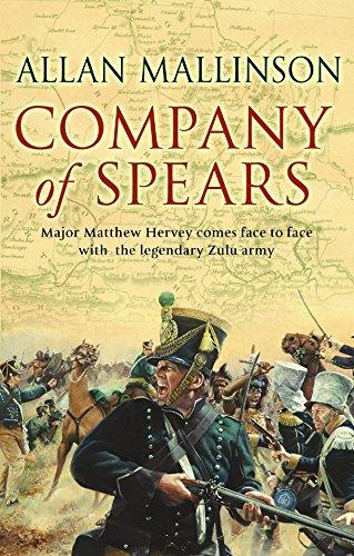 Company Of Spears: (Matthew Hervey 8) por Allan Mallinson