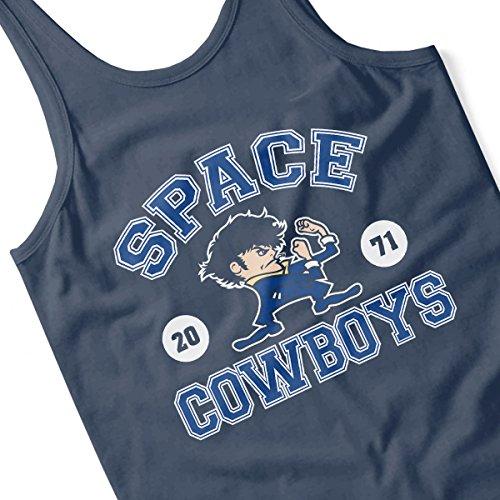 Space Cowboys Cowboy Bebop Men's Vest Navy Blue