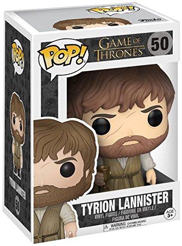 Funko Pop Tyrion Lannister – Essos (Juego de Tronos 50) Funko Pop Juego de Tronos