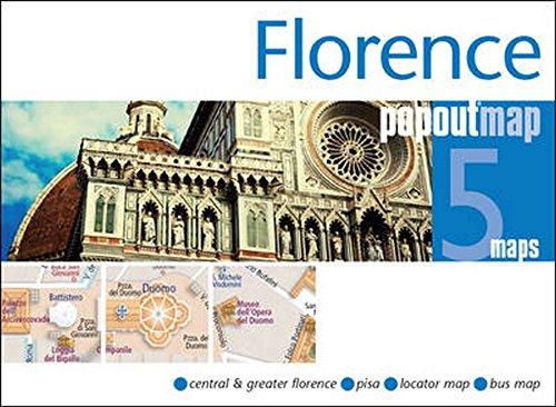 Popout Map Florence (Popout Maps)
