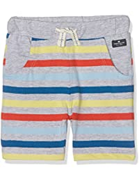 TOM TAILOR Kids Baby-Jungen Shorts Striped Jersey Bermuda