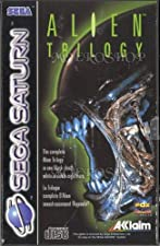 Alien trilogy - Saturn - PAL