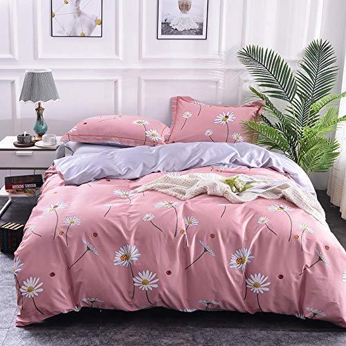 zlzty Doppel-Spannbetttuch aus gebürsteter Baumwolle, Langstapel-Baumwolltücher, Kingsize-Spannbetttuch aus gebürsteter Baumwolle, Spannbetttuch aus ägyptischer Baumwolle Double@X_1.8 m Bed