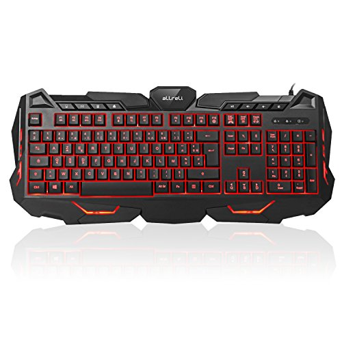 allreli-k617-clavier-gaming-azerty-usb-clavier-de-jeu-3-couleur-retroeclaire-led