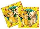 Servilletas de papel El Rey León