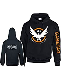 The Division Personalised Game Tag Gaming Hoodie
