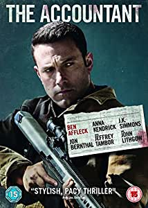 The Accountant [DVD + Digital Download] [2017]: Amazon.co ...
