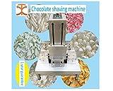 TZ automatica commerciale cioccolato affettatrice rasoio raschietto per affettare rasatura raschiare macchina per torte, pane