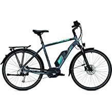 Morrison E-Bike S 6.028pulgadas 55cm de Hombre Anthracite Mate