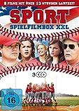 DVD Cover 'Sport Spielfilmbox XXL [3 DVDs]