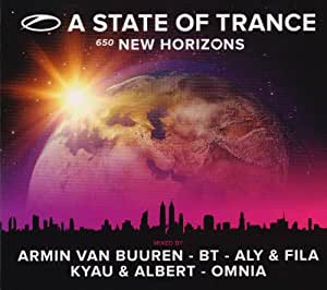 A State Of Trance: 650 New Horizons