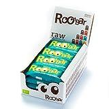 ROO'BAR Chia & Kokosnuss - 16 Stück (16x 50g) - Rohkost-Riegel mit Superfoods (bio, vegan, glutenfrei, roh)