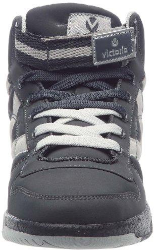 Victoria - 12434, Sneaker Donna Grigio (Antracite)