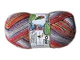 Opal Abenteuer Regenwald 100 g Sockenwolle Der Weggefährte