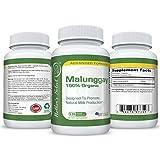 Moringa di Mother's Select - 120 compresse vegetali - Polvere di moringa - Prodotto per le donne che allattano al seno - Integratore per donne in fase di allattamento - Compresse da 350 mg