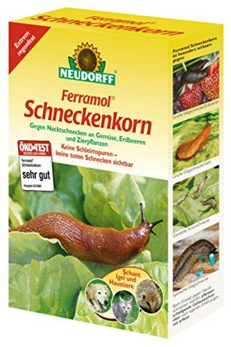 Neudorff Ferramol Schneckenkorn, 2 kg