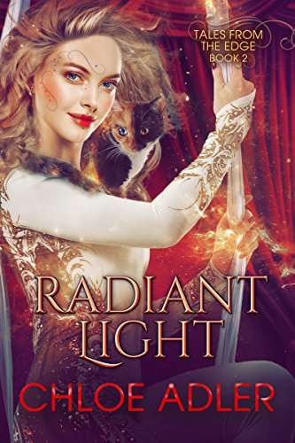 Radiant Light: A Reverse Harem Paranormal Romance (Tales From the Edge Book 2) (English Edition) -