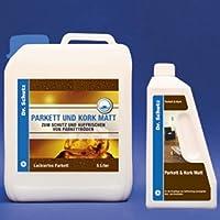 CC Dr. Schutz Parkett und Kork Matt 5 Liter Parkettboden und Korkboden Pflege