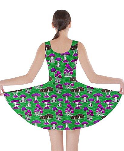 CowCow - Robe - Femme Vert Menthe Vert - Vert