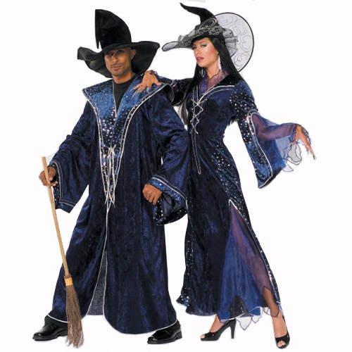 -Kostüm Zauberin, Kleid, Gr. 40 ()