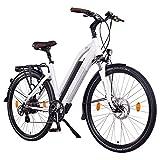 NCM Milano 48V, 28' Zoll Damen & Herren Urban E-Bike Elektrofahrrad Pedelec, 250W Das-Kit Heckmotor,...