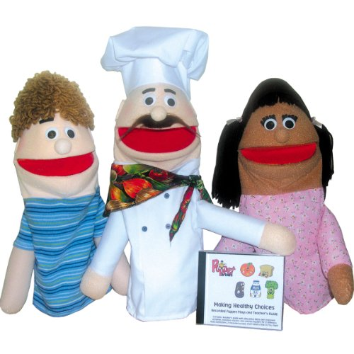 making-healthy-choices-puppet-set