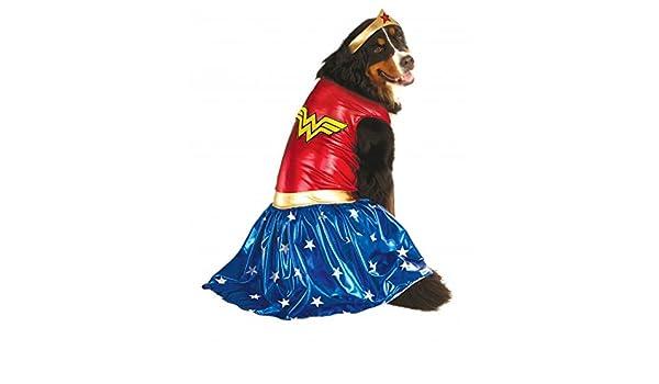 Rubie'S Big Dogs Wonder Woman Dog Costume Xxx-Large: Amazon