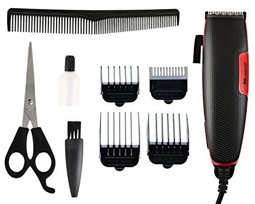 Surker® SK-4801 Complete Hair Cutting Clipper