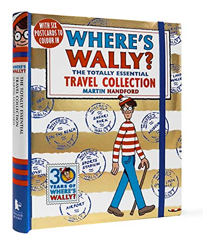 Where'S Wally? The Totally Essential Travel Collec