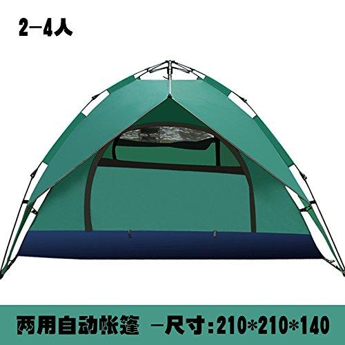Outdoor - Zelt Camping Automatische,Post - Und Fernmeldewesen, Grüne
