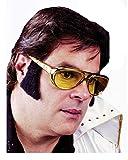 Elvis Presley Brille mit Koteletten
