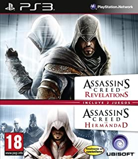 Compilación - AssassinŽs Creed Revelations + AssassinŽs Creed: La Hermandad (B00B47XDAC) | Amazon price tracker / tracking, Amazon price history charts, Amazon price watches, Amazon price drop alerts