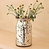 Paper High Fair Trade Vase mit Antik-Effekt (125mm)