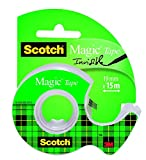 Scotch 8-1915D Magic Handabroller inklusive 1 Rolle Klebeband