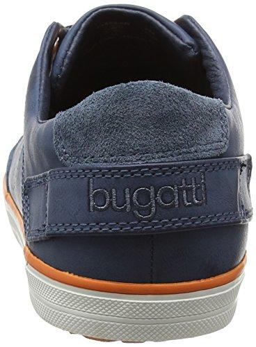 Bugatti F48066n, Scarpe da Ginnastica Uomo Blu (navy 423)