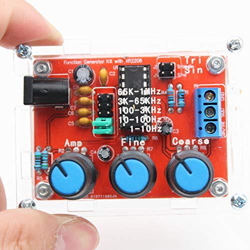 Función XR2206 generador señal sinusoidal Triángulo