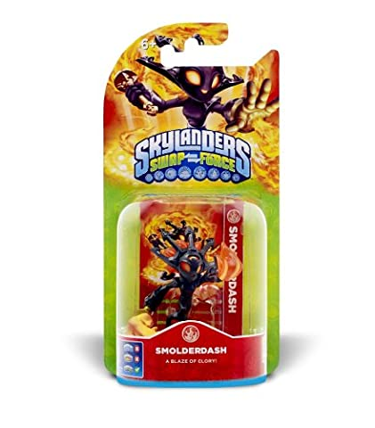 Skylanders Swap Force - Single Character- New Core - Smolderdash
