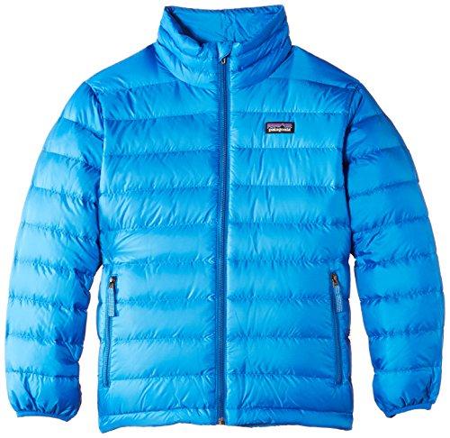 Patagonia, Piumino Bambino, Blu (Andes Blue), XL